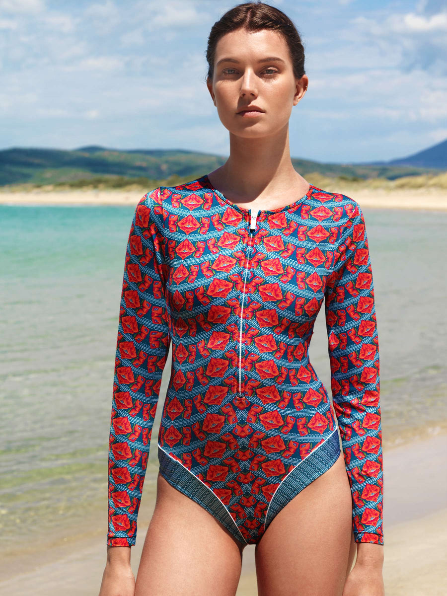 Scarlett Rash Guard
