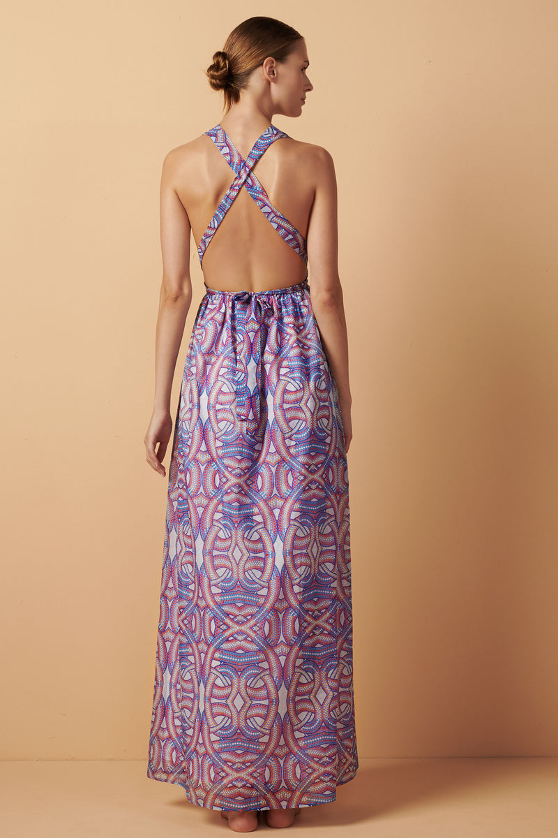 Sentwali Maxi Dress