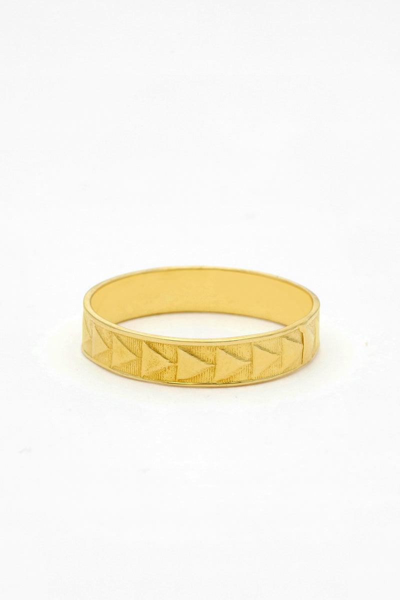 Wolf & Gypsy Element Ring