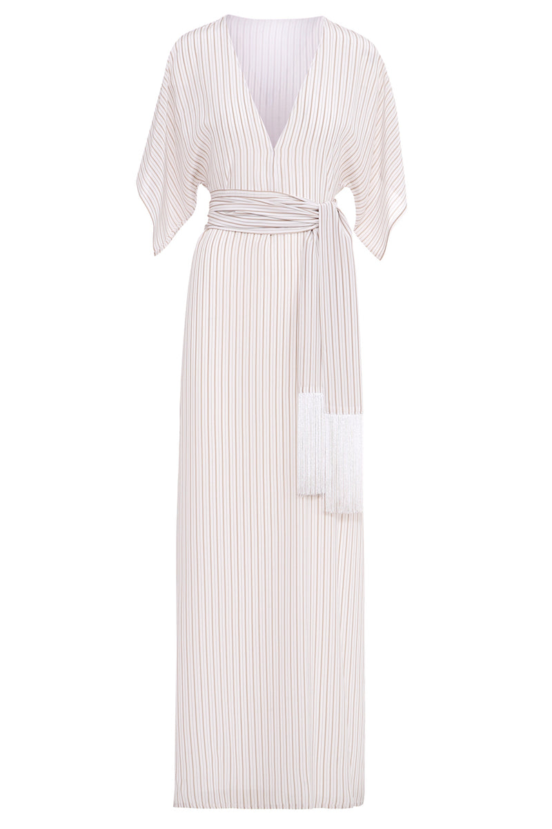 Voyage Cubano Maxi Dress