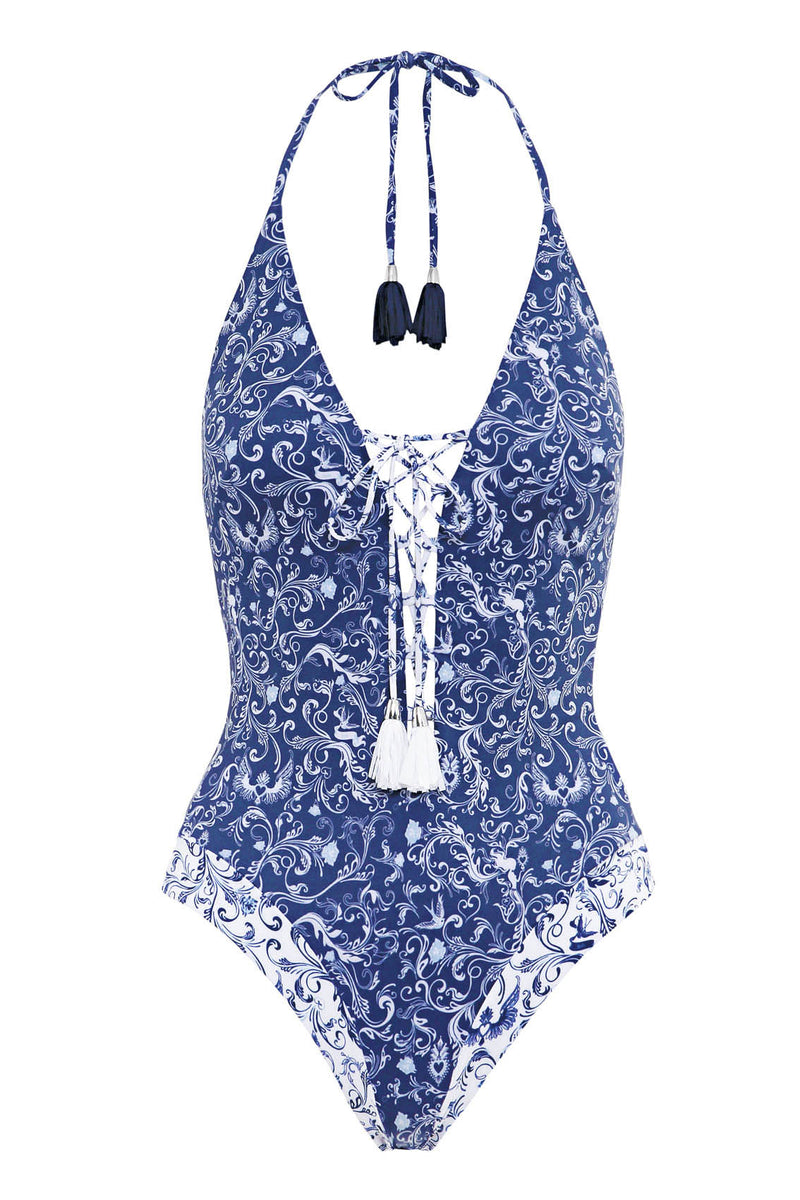 La Sirena Reversible One Piece