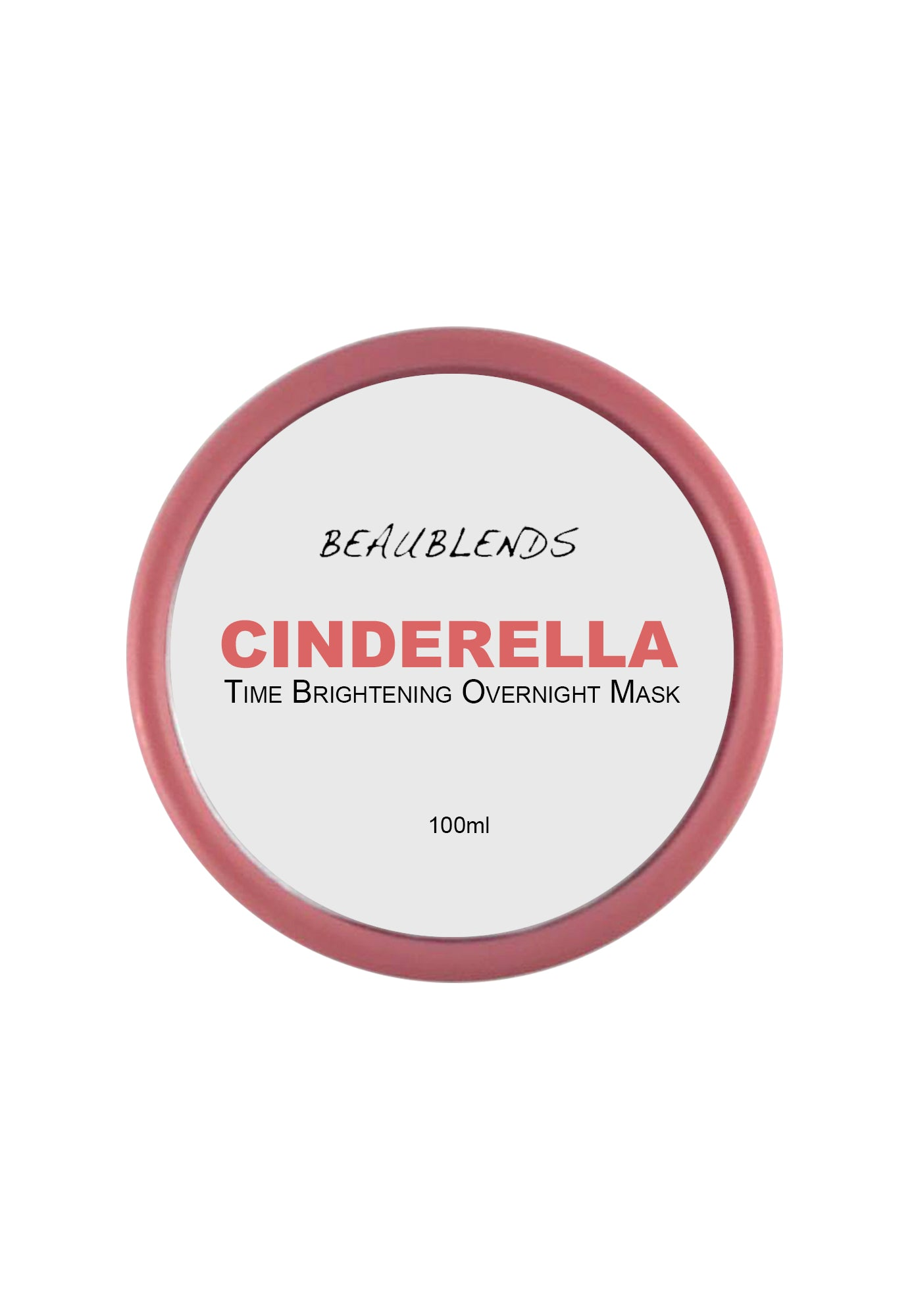 Cinderella Time Brightening Overnight Mask