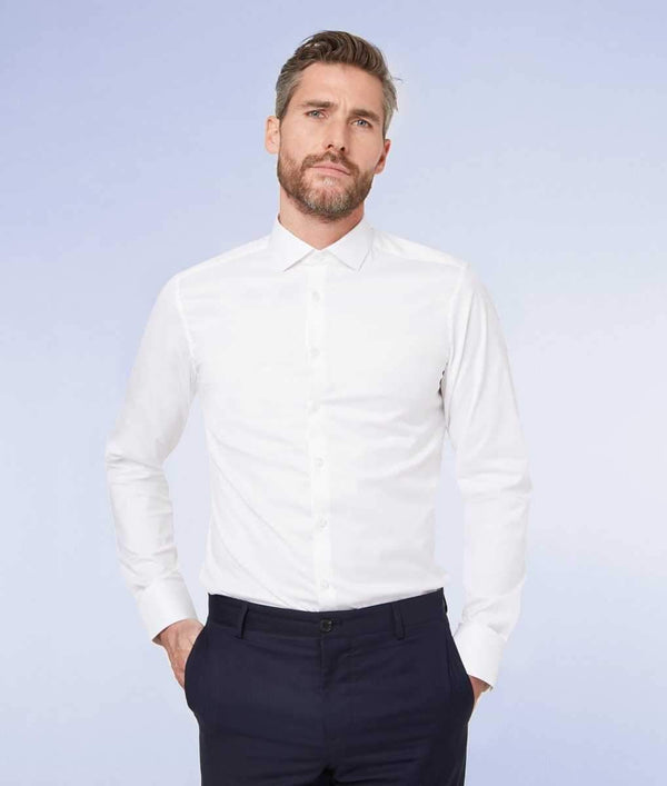 Business shirt white - LABFRESH