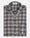 Cotton wool blend casual shirt checked