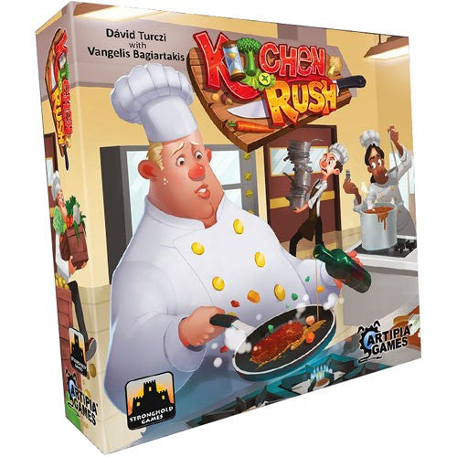 New in stock: Kitchen rush