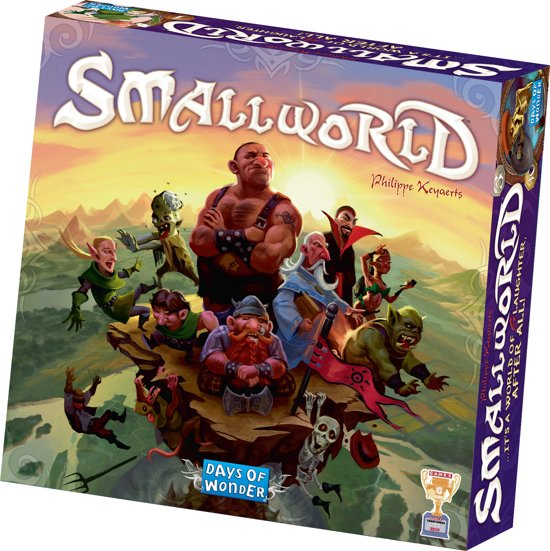 Small World - Game Potion