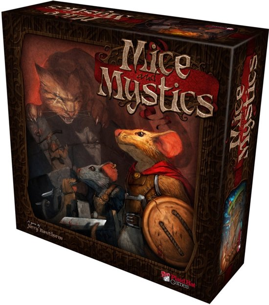 Mice and Mystics - Game Potion