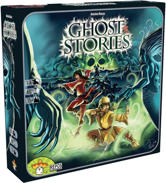 Ghost Stories - Game Potion