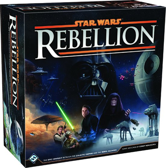 Star Wars: Rebellion - Game Potion