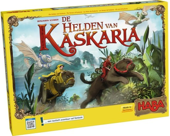 De helden van Kaskaria - Game Potion
