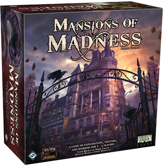 Mansions of Madness 2nd Edition - Game Potion