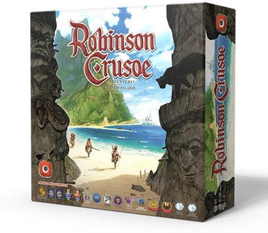 Robinson Crusoe: Adventures on the cursed Island - Game Potion