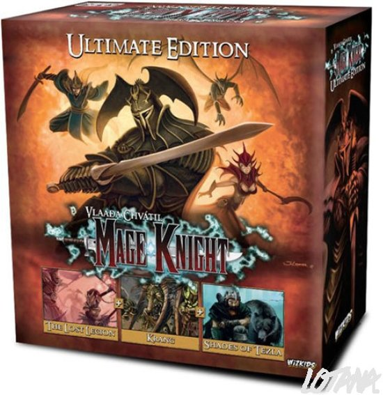 Mage Knight Board Game: Ultimate Edition - Game Potion
