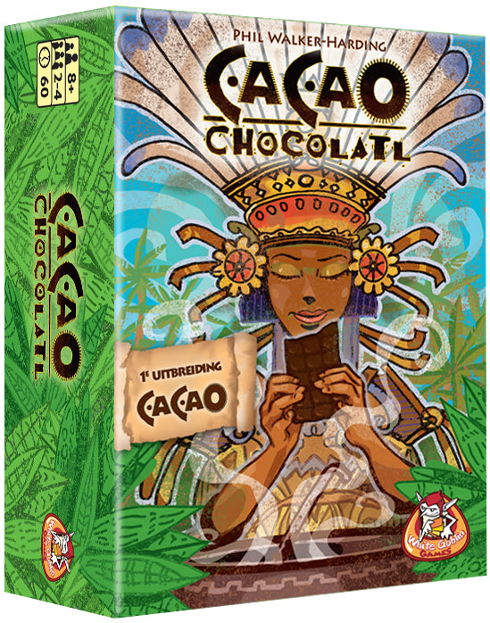 Cacao: Chocolatl - Game Potion