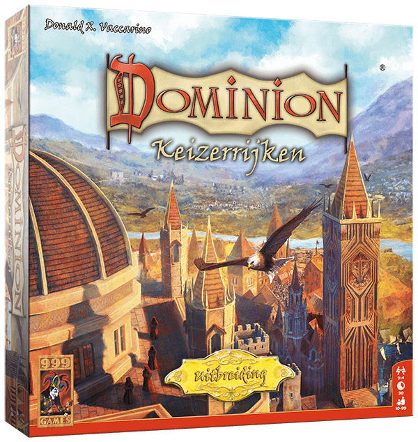 Dominion: Keizerrijken - Game Potion