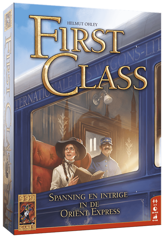 First Class - Game Potion