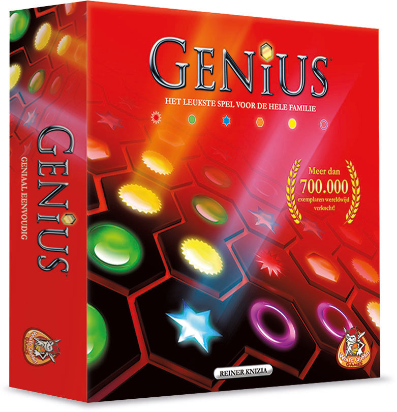 Genius - Game Potion