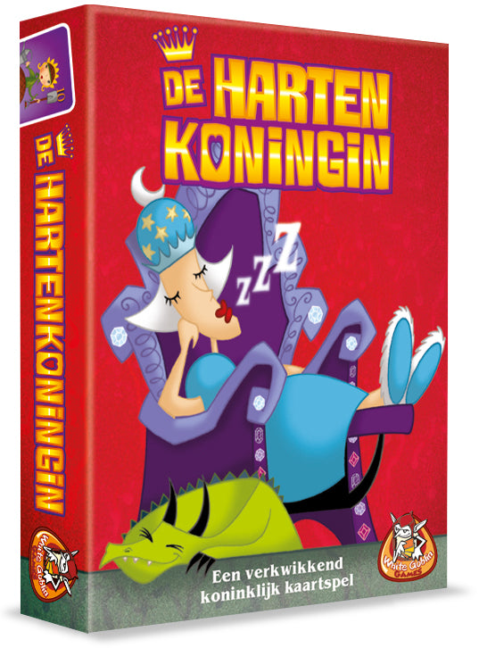 De Hartenkoningin - Game Potion