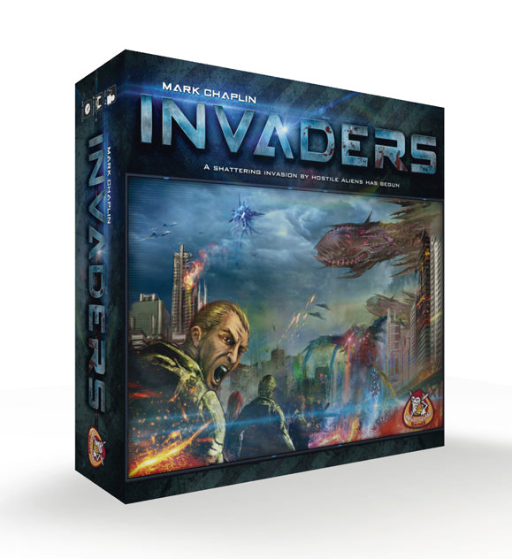 Invaders - Game Potion
