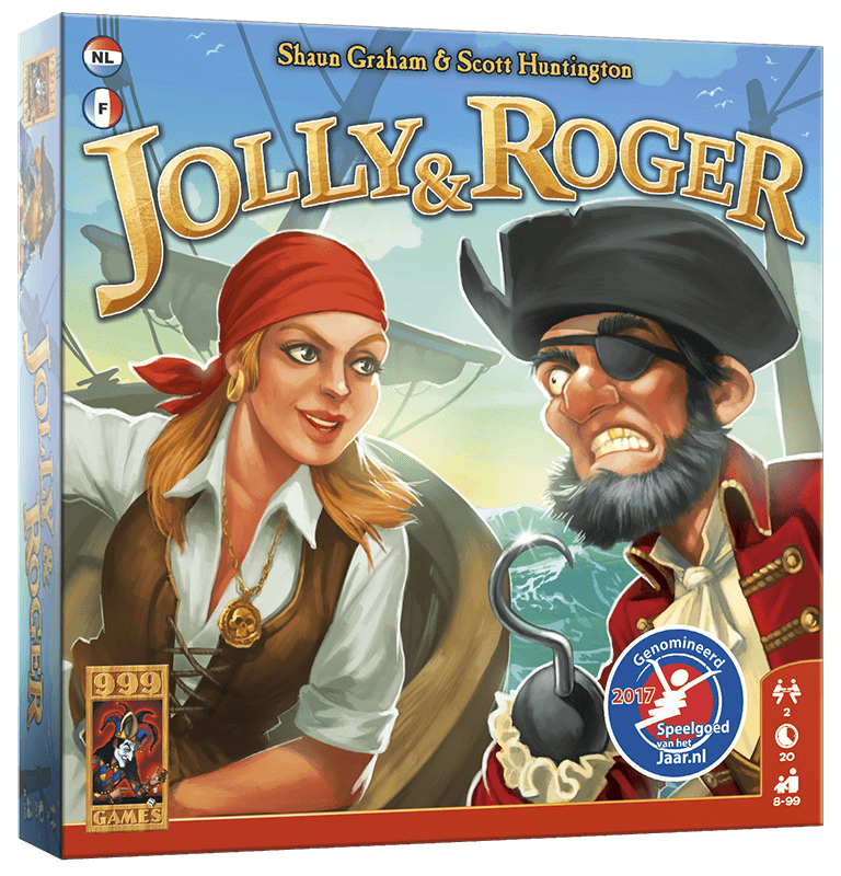 Jolly & Roger - Game Potion