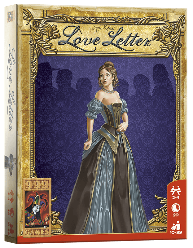 Love letter - Game Potion