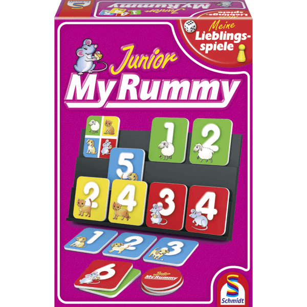 MyRummy Junior - Game Potion