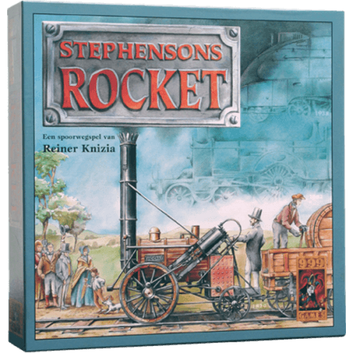 Stephenson's Rocket - Game Potion