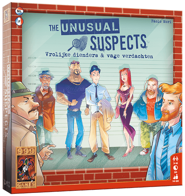 The Unusual Suspects - Game Potion