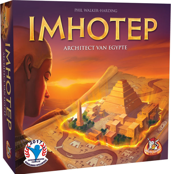 Imhotep - Game Potion