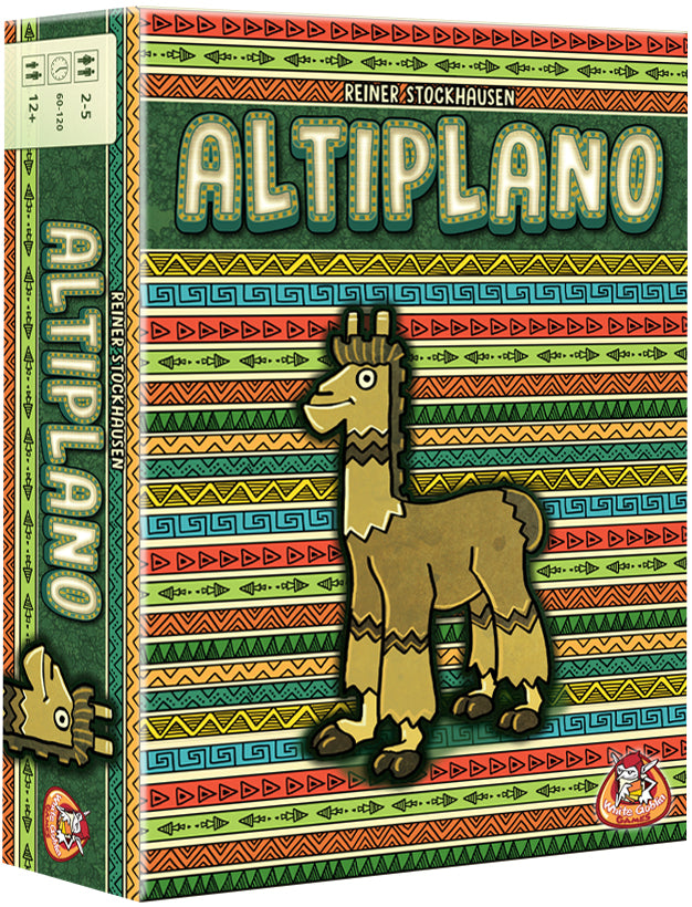 Altiplano - Game Potion
