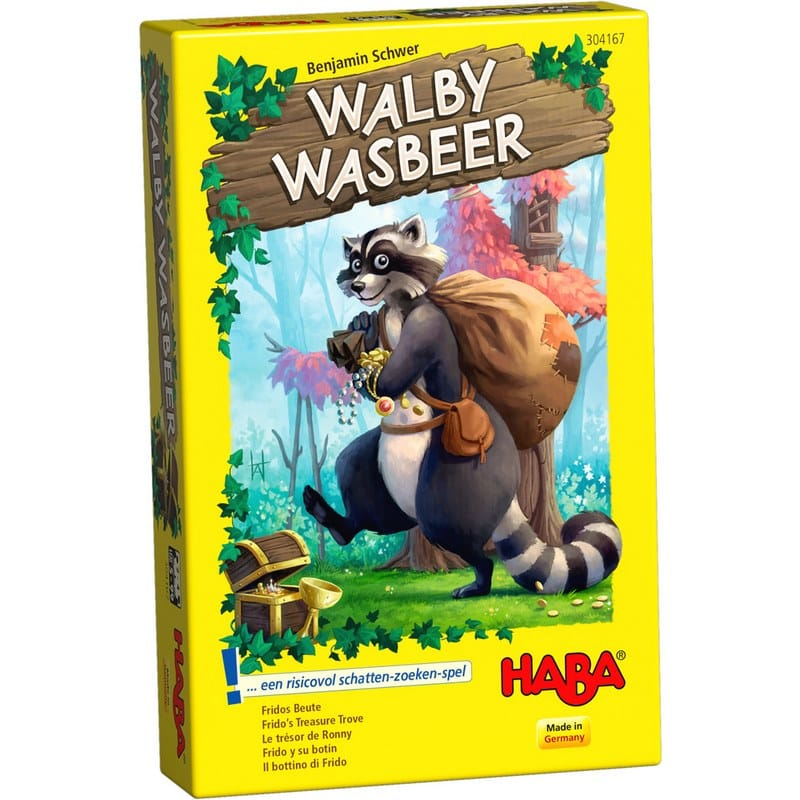 Walby Wasbeer - Game Potion