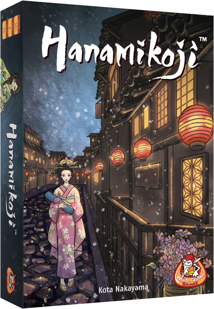 Hanamikoji - Game Potion