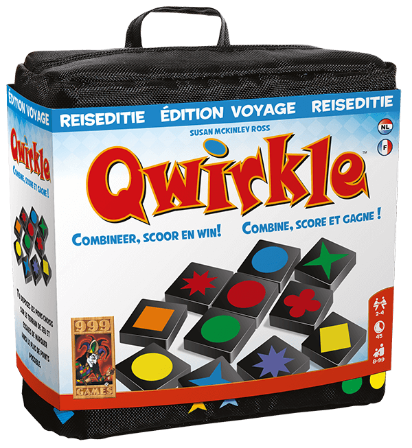 Qwirkle Travel - Game Potion