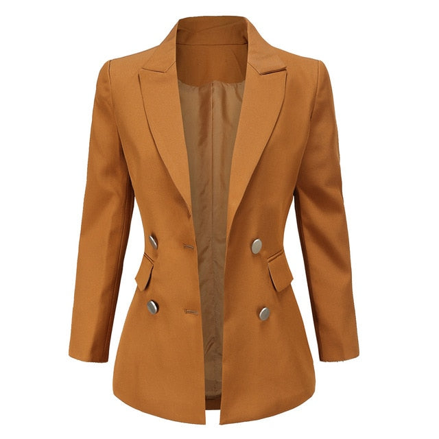 Autumn Small and Large Size blazer