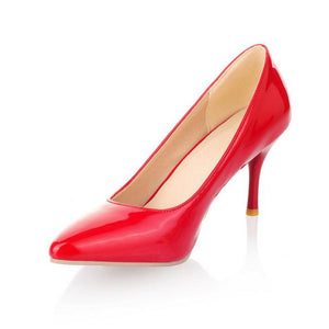 Stunning Elegant Pointed Toe High Heel Stiletto Pumps | http://chicboutique.com.au