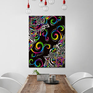 HD print 1 piece canvas art abstract Home Decoration