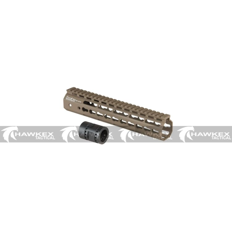 "10"" Keymod System Handguard Set-Dark Earth"