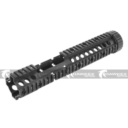 12 inch Free Floating RIS for Gelball M4 / M16 - Hawkex Tactical