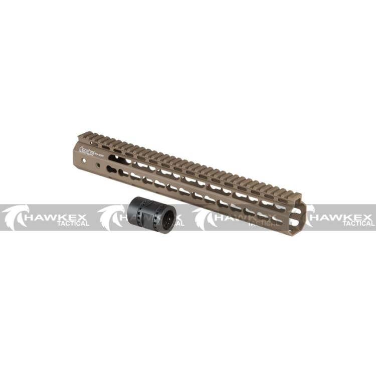 "13.5"" Keymod System Handguard Set-Dark Earth"