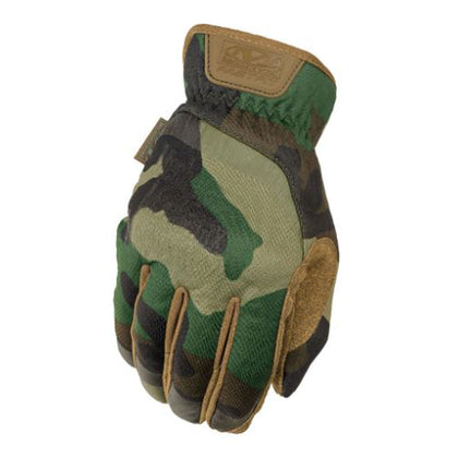 Mechanix Wear Fastfit Woodland