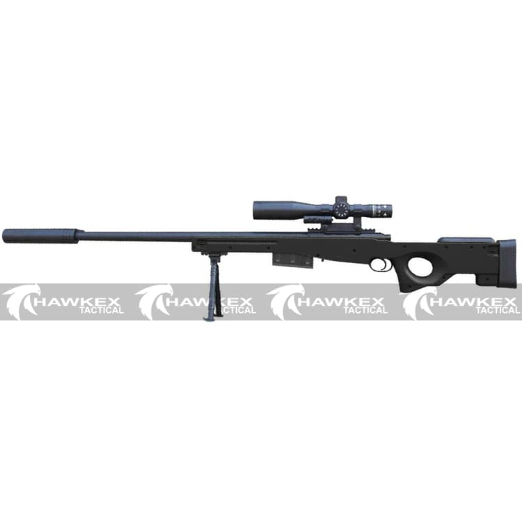 GJ AWM Manual Bolt Action Sniper Rifle