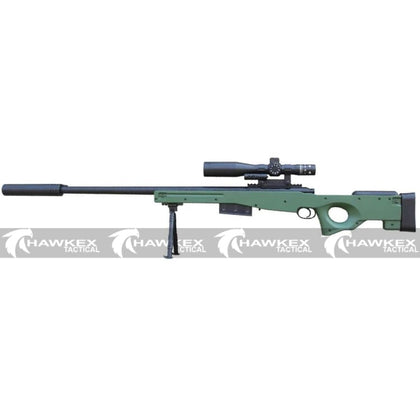 GJ AWM Manual Bolt Action Sniper Rifle - Hawkex Tactical