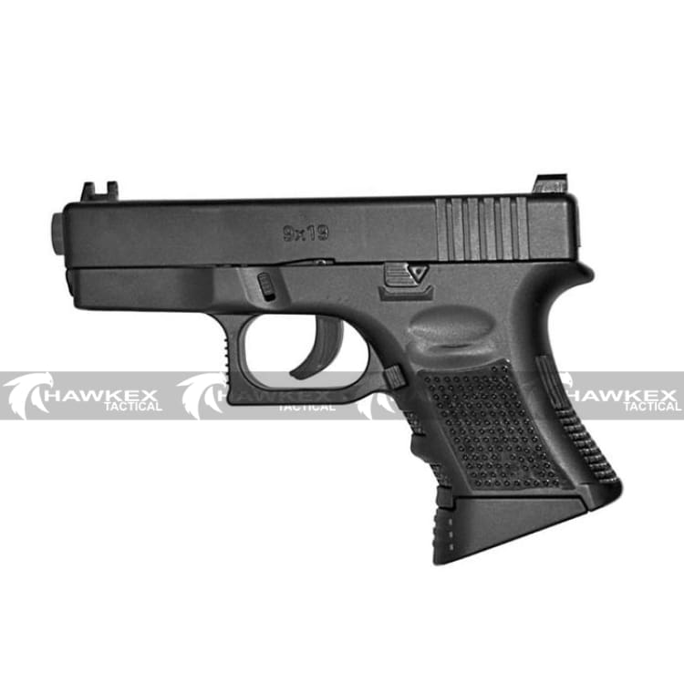 Glock G26 – Black Manual Mag Feed