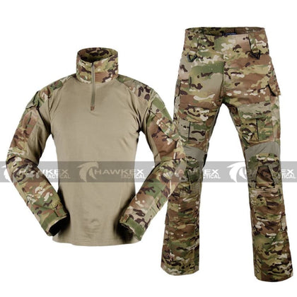 HT3 Combat Uniform Set - Multicam - Hawkex Tactical