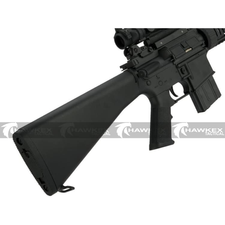 M16 Style Fixed Stock Large Battery Capacity