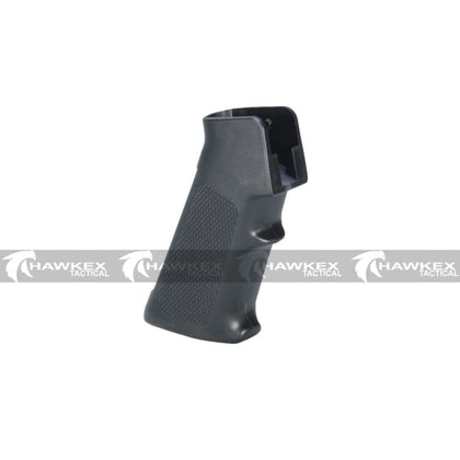 M4 Standard Pistol Grip - Black - For V2 Gearbox Gel Blasters - Hawkex Tactical