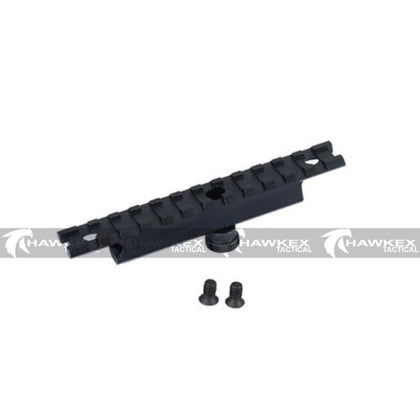 M4/M16 Metal Mount Rail For Carry Handle - 20mm - Hawkex Tactical