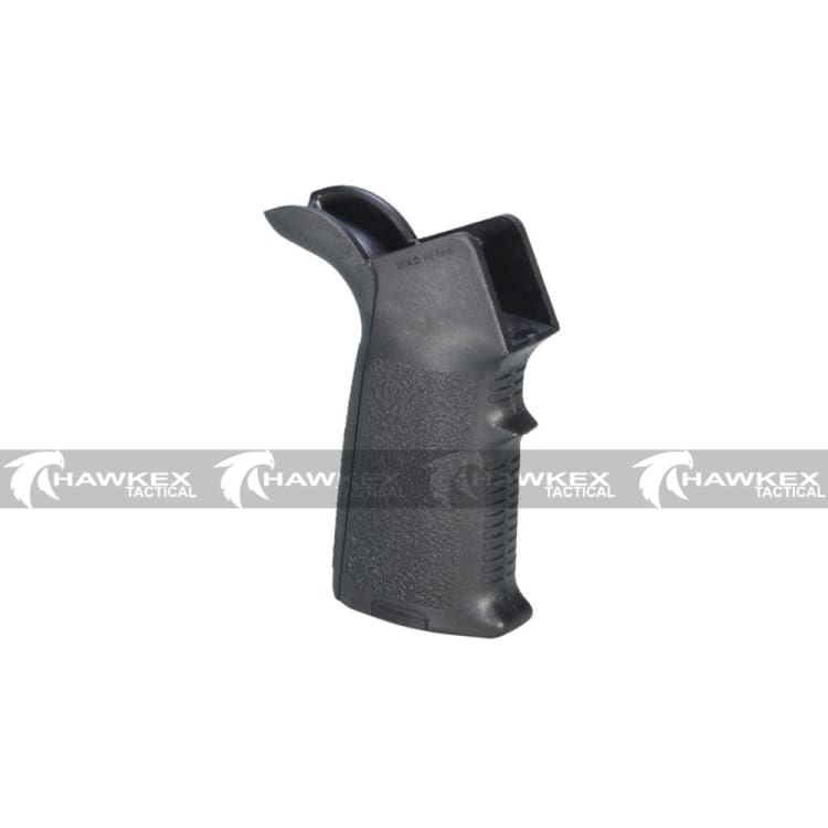 Magpul PTS MIAD Grip - Black - For V2 Gearbox Gel Blasters