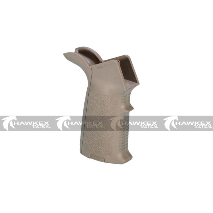Magpul PTS MIAD Grip - Dark Earth - For V2 Gearbox Gel Blasters