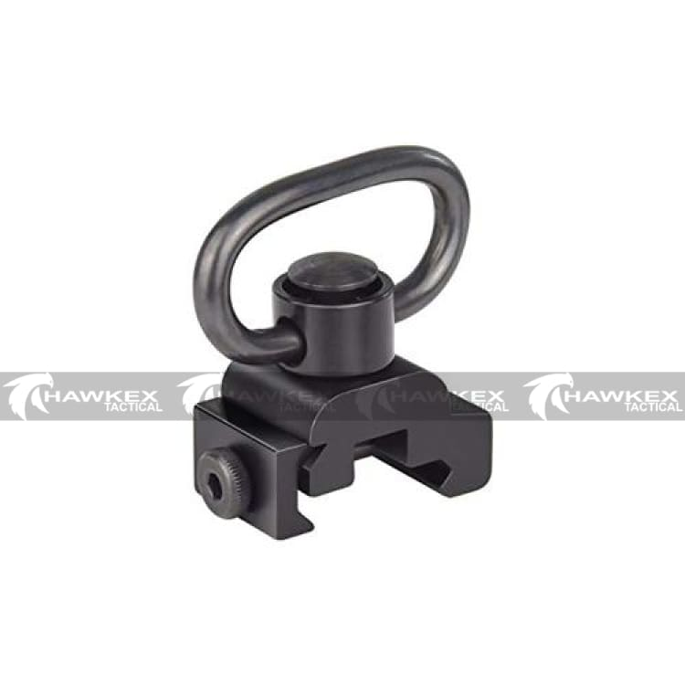 Metal Keymod system QD header + Rail Base (20mm) Sling Mount